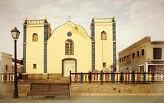 Boa Vista ... (Augusta Onida) Tags: chiesa church capoverde boavista salrei colore color openair