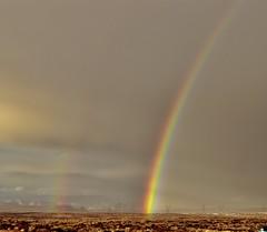 Rainbow in the Desert (priya.iyer111) Tags: rainbow desertrainbow arizonarainbow arizona pagearizona canon