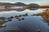 Ba Dawn (Shuggie!!) Tags: blackmount dawn hdr highlands mistandfog mountains reflections rocks scotland shoreline trees karl williams karlwilliams