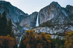 Yosemite Falls (mattbigwoods) Tags: yosemite falls national park waterfall long exposure mountains california mariposa county spring nature outdoors