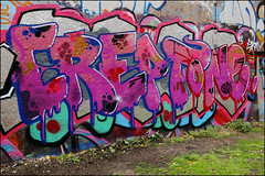 Creptone (Alex Ellison) Tags: crept cbm westlondon urban graffiti graff boobs