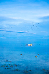 Infinitely blue (Stephen G. Valera) Tags: bohol philippines landscape leica art travel simple blue landscapeartist 50mmsummicron m240 filipino