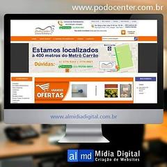 Loja Virtual PodoCenter A Central do Podólogo (AL Mídia Digital) Tags: lojavirtual podologia podologo podologa produtosparapodologia tatuape website mktdigital criacaodesites seo mpi sejavisto