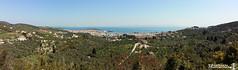 Mytilene, Lesvos (VSoultanis Photography) Tags: mytilene lesvos panoranic view lesvosisland greece island visitlesvos visitgreece travelgreece samsung samsunga5 port ship sea