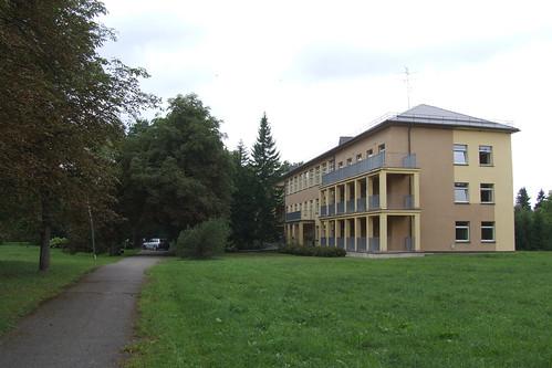 Within Likėnai Rehabilitation Hospital, 10.08.2013.