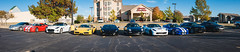 The Lineup (jacksonlavarnway) Tags: lambo lamborghini chevy alfa romeo 4c mclaren 12c 650s horsepower fast luxury camaro ss gallardo twin turbo red yellow white blue vinyl bentley continental gt zo6 911 997 lp560 custom mods classic exotic supercars sports cars italian ferrari maserati rari pontiac firebird chevrolet porsche gt3 cayman boxster gt4 rolls wraith audi r8 v8 v10 v12 murcielago jaguar ftype r nissan gtr dodge viper gts srt granturismo subaru wrx sti zr1