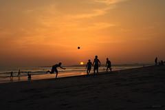Tarde dourada! :) (Zéza Lemos) Tags: sunset sol portugal pordesol praia puestadelsol natureza núvens nuvens natur algarve água areia ouro dunas férias falésias water natural mar arlivre vilamoura verão