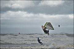 Wissant_SAS_2179 (whatStefanSees) Tags: wissant hurricane orkan ouragan 11bft 11beaufort force11 beach surf windsurfing storm sturm tempte spectacular sport watersport wassersport sportnautique brandung dferlante plance planchevoile nikon nikond610 d610 nikkor vr 70300 darktable gimp geeqie