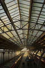 Lbeck railway station (thomas nehm) Tags: a58 slt sony deutschland lbeck europa db