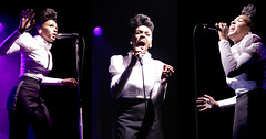 Happy Birthday, Janelle Monáe! (kirstiecat) Tags: janellemonae singer songwriter musician theelectriclady archandroid theaudition rhythmandblues pop soul dancer triptych canon womeninmusic happybirthday talented
