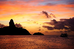 Solar (dotcomdotbr) Tags: fernando noronha sony a77 viagem sal1650 hdr praia gua mar paisagem por sol solar