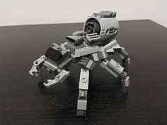Dieselpunk insect (michael1993xxxxxx) Tags: lego moc dieselpunk insect mech
