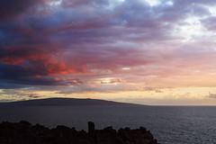 Sunset beauty (marko.erman) Tags: dramatic clouds ocean pacifc maui hawaii usa sailing loneless sony outside water light shadow immensity skies sunset sea