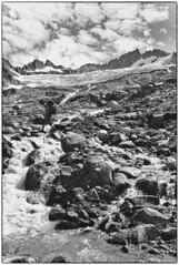 Ripsaw Ridge &  Boston Peak 1977 (Fogle Images) Tags: portrait landscape alpineclimbing forbiddentotormenttraverse northcascades wa