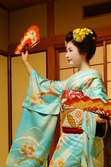 Maiko20161119_06_11 (kyoto flower) Tags: kodaiji temple fukuno kyoto maiko 20161119      noblesseoblige