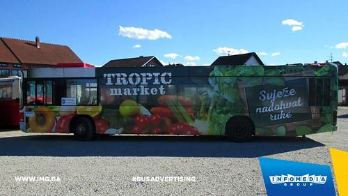 Info Media Group - Tropic, BUS Outdoor Advertising, Banj Luka 10-2016 (5)