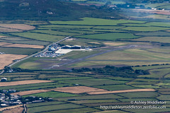 EGHC Land's End Airport (Ashley Middleton Photography) Tags: england airport europe cornwall unitedkingdom aviation landsend transportation icao eghclandsendairport