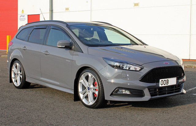 ford focus estate 2015 st3