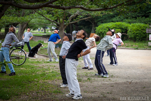 Poranne ćwiczenia