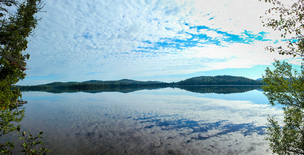 Lac brûlé