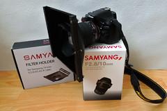 Samyang filter holder (xxzoli) Tags: nikon filter halter walimex bower holder drr 10mm 14mm samyang tart rokinon d5200 szr