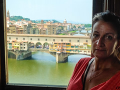 Florence, Italy. June 2015 (vjpaul) Tags: travel italy florence firenze uffizi frances geolocation geocity exif:make=fujifilm camera:make=fujifilm geocountry geostate exif:aperture=ƒ32 exif:model=x10 camera:model=x10 exif:isospeed=200 exif:focallength=117mm geo:lat=43769575 geo:lon=11255708333333