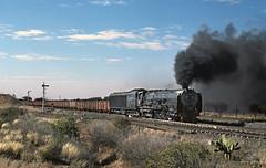 Leaving Kimberley. (thrimby2002) Tags: kimberley condenser class25