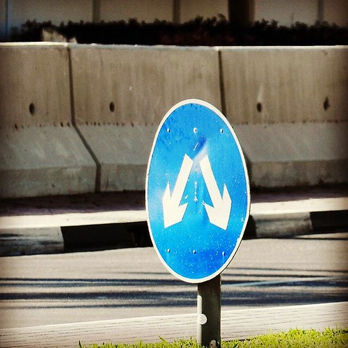 Pass Eighter Dubai RTA sign  #RTA #MyDubai #UAE #BurDubaiCreek