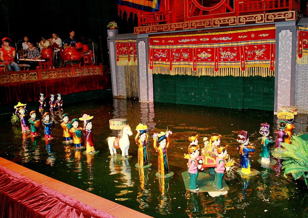 Nhà hát múa rối Thăng Long