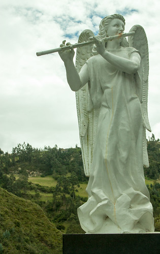 Santuario de las lajas - Flauta