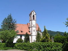 SK_2009-05-23_PICT6164 (Stephan_66) Tags: kirche jakobsweg jakobusweg hausach kinzigtal hausacherdorfkirche