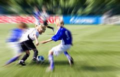 FC Schalke 04 - SW Essen, Gelsenkirchen, Germany ([ PsycBob ]) Tags: white black football essen 04 soccer sw fc weiss schwarz schalke etb fussbal jugendfussball