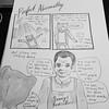 Mel Gibson (starheadboy) Tags: comic melgibson draw dailycomic perfectabernathy