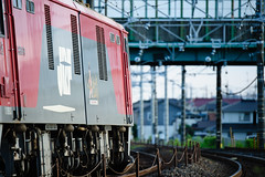 Electric locomotive (Masaki Miida) Tags: japan railway  saitama kanto   jrfreight   jr tohokuline