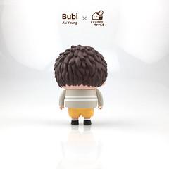 Ren 2015 (Bubi Au Yeung) Tags: toy character ren figures designertoy treeson bubiauyeung fluffyhouse