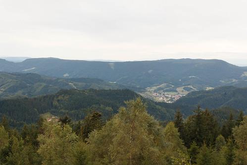 Sentier Lotharpfad à Baiersbronn