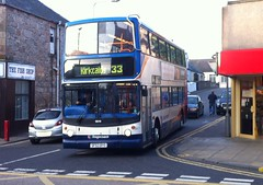 18016 - SF53 BYO (Cammies Transport Photography) Tags: street bus coach fife 33 alexander dennis stagecoach trident kirkcaldy in byo cowdenbeath 18016 stenhouse sf53byo sf53