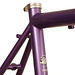 Gunnar Sport in Starlight Purple - Seat Cluster Detail