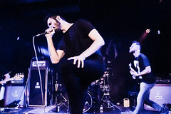 Jarhead @ Kavka, Antwerp, BE, 08.10.2015 (greslephotography) Tags: show music club photography concert jarhead live gig antwerp concertphotography kavka tasteittv greslephotography