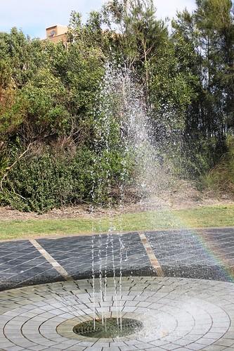 Pacific Park Fountain, Newcastle, Australia