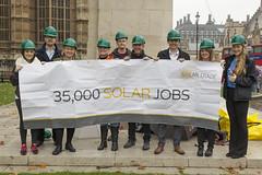 Nathalie Bennett 35,000 jobs