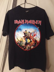 Classic Iron Maiden The Trooper T Shirt (shopthegasstation) Tags: old ladies girls music trooper classic festival shirt vintage t clothing concert top band tshirt womens retro clothes mens jersey eddie tee unisex ironmaiden brucedickinson thetrooper runtothehills