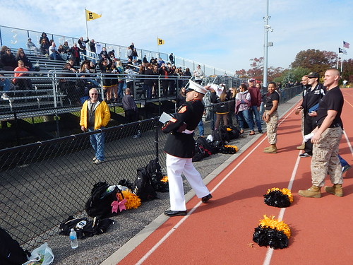 """Sachem North vs Bay Shore • <a style=""""font-size:0.8em;"""" href=""""http://www.flickr.com/photos/134567481@N04/22651793535/"""" target=""""_blank"""">View on Flickr</a>"""