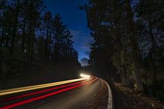 Curva (freakyman) Tags: españa night nikon canarias nocturna es teide curva d810 1424mm lavictoriadeacentejo