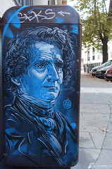 C215 (BE'N 59. Street photographer) Tags: streetart grenoble berlioz c215