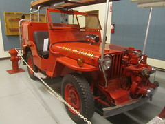 Jeep Corporate Front Pump Fire Vehicle (MR38) Tags: fire corporate jeep front pump vehicle