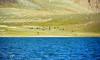 Shimshal Pass   Pamir Lake (Fareed Gujjar - Next Mount Everest April 14) Tags: autumn pakistan lake beautiful scenery north hunza farid pamir fareed ghizer skardu phandar gupis mashabrum shimshalpass faridgujjar fareedgujjar mangliksar northeran