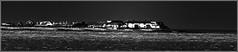 Leysdown from Seasalter (Smudge 9000) Tags: england bw mono unitedkingdom gb leysdown seasalter swale sheppy