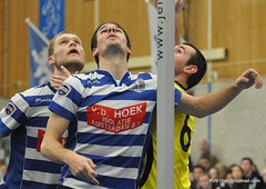 BW_Dalto_151219_80_DSC_7299 (RV_61, pics are all rights reserved) Tags: amsterdam korfbal blauwwit dalto korfballeague robvisser rvpics blauwwithal