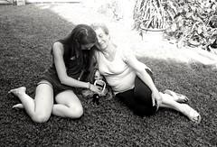 just Granny things. (bordisaci) Tags: home granny summer doll hiraeth blackandwhite sweet